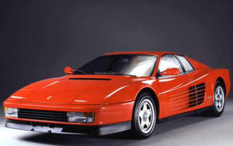 Ferrari Testarossa Prices Continue to Rise.