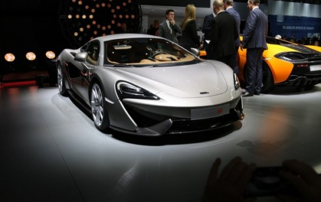 McLaren introduces 540C and 570S Sports