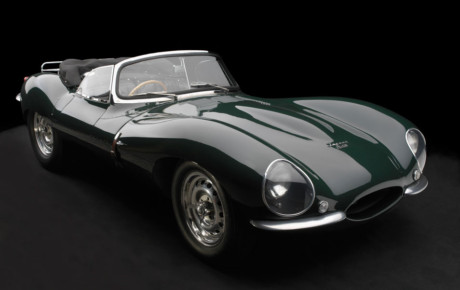 Jaguar to Build Iconic XKSS – 'The World's First Supercar