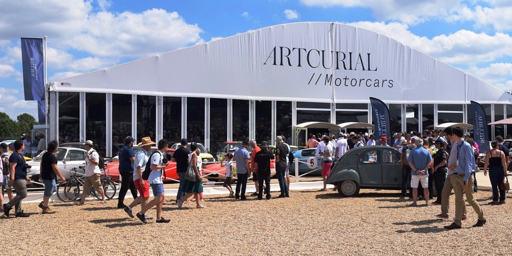 Super cars and classics » Artcurial Motorcars, auctions, for classic ...