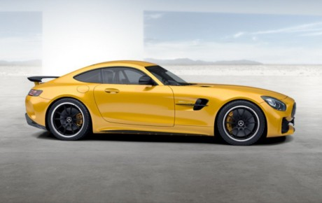 Mercedes-AMG GT-R Pricing Starts at just €139,000