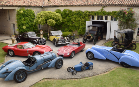Ferraris Still Top the Auction Market of Supercars for Sale