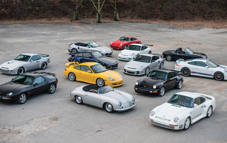 Porsche Auction Prices Continue To Climb