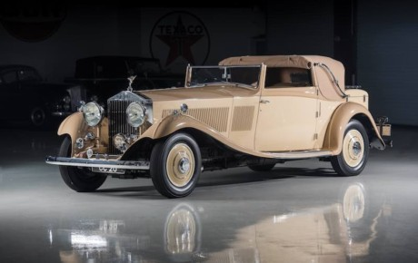 RM Sotheby's Amelia Island Classic Car Auction 10/11 March