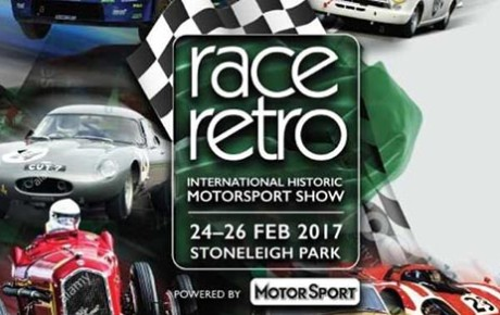 Silverstone Auctions – Race Retro Classic Car Sale 2016 | Coventry, 28 February