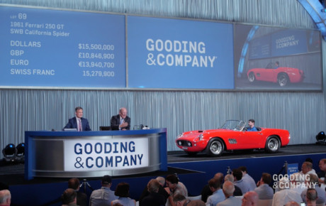 Gooding & Co.'s Classic Car Auction at Amelia Island 10/11 March