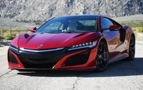 Supercars For Sale The Acura NSX