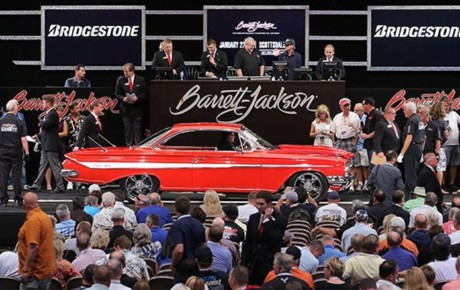 Barrett Jackson Auction 2017 >> Super Cars And Classics 2017 July 20
