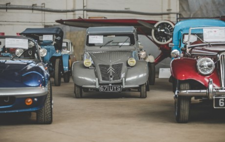 Bicester Classic & Vintage Car Auction Saturday 24th June