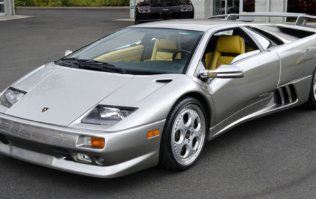 Lamborghini's for Sale at Auction