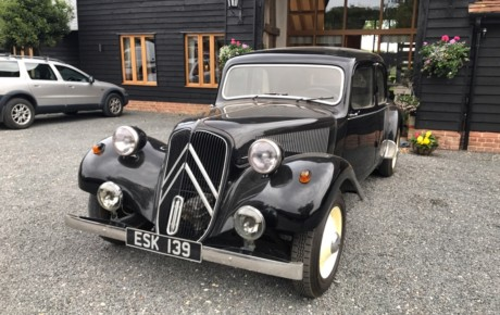 The Results for Anglia Classic Car Auction's