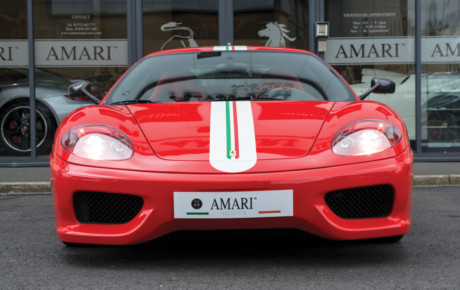Ferraris for sale in the UK
