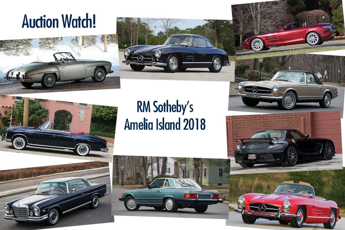 RM Sotheby's Amelia Island Sale on 9 March 2018