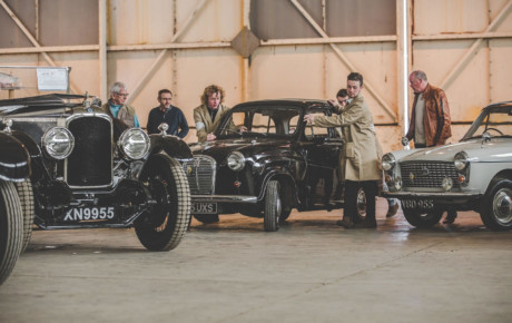Classic Car Auction at Brightwell's on April 11, 2018