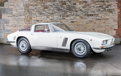 "Silverstone Classics Car Auction May 2018 Sale"" Results"