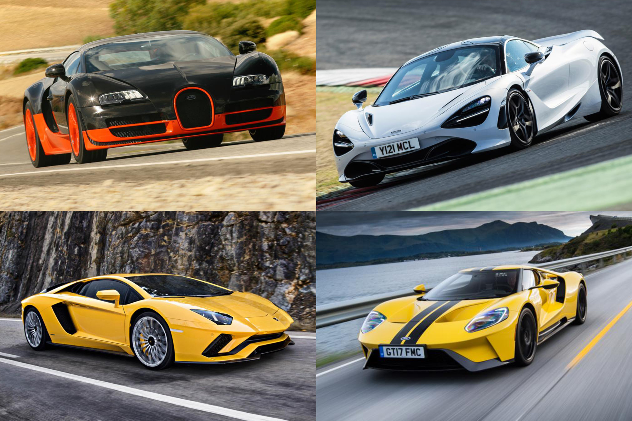 50 Great Investment Supercars Auction Prices