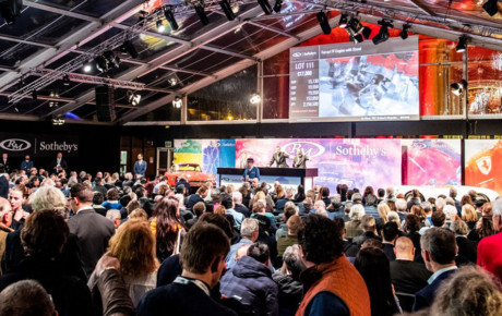 RM Sotheby's Paris Feb 7, 2020 – Auction Results
