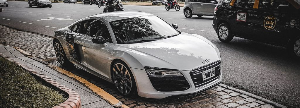 Great Investment 2014 Audi R8 V10 Plus 6-Speed – From £60,000