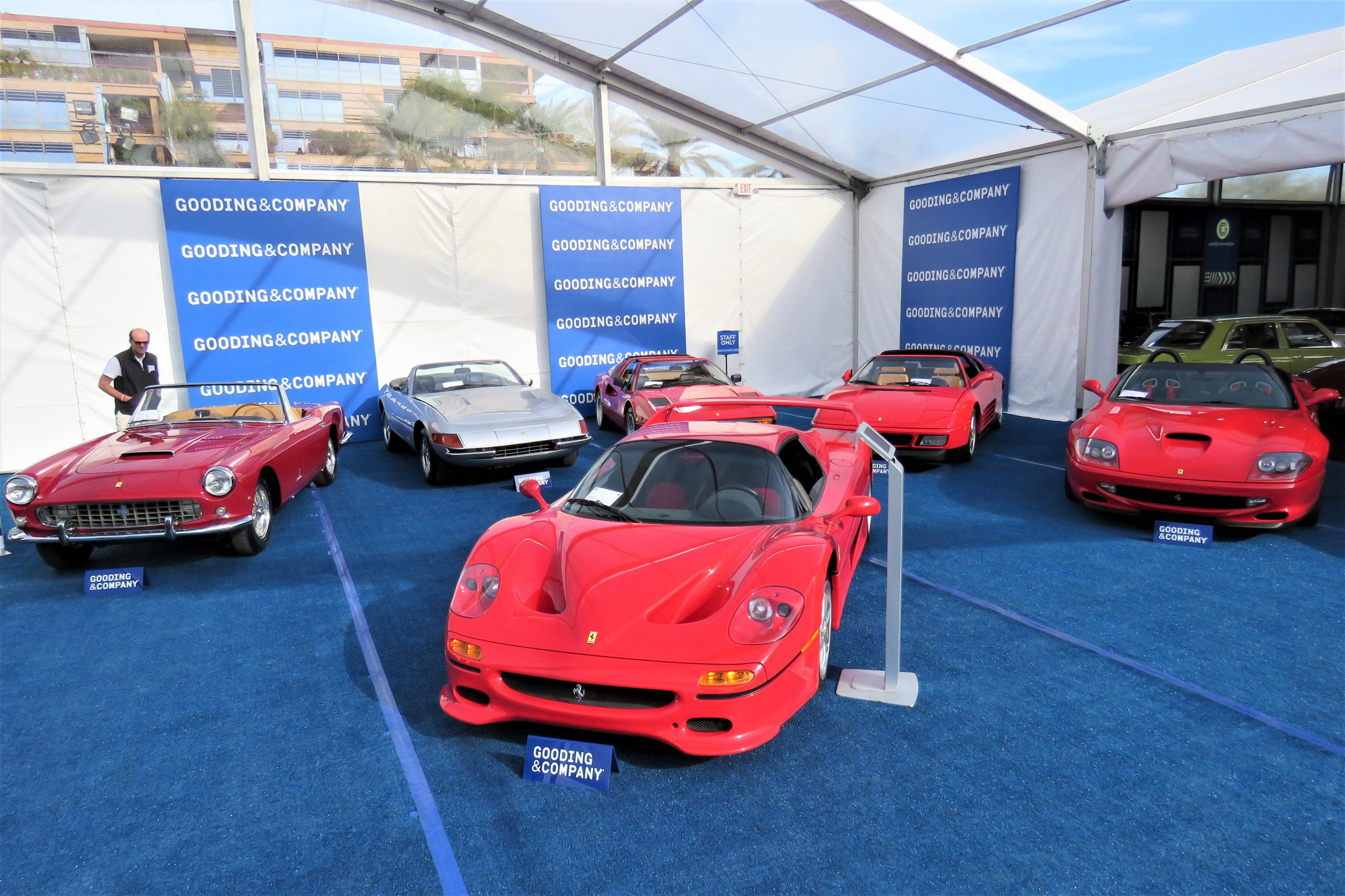 Before The Lockdown Gooding Scottsdale 2020 –Auction News