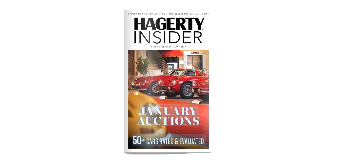 Amelia Island Auctions Summary Report By Hagerty March 2020 Part One