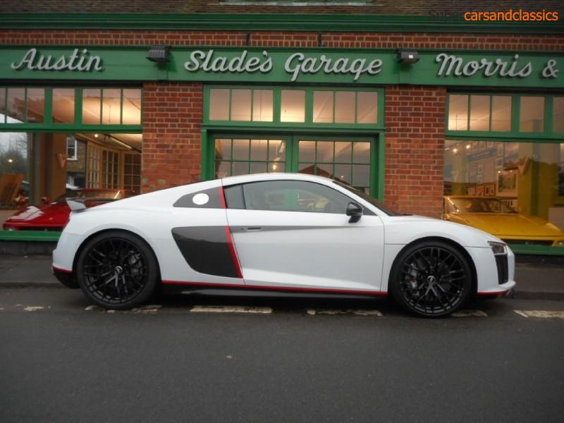 Super Cars And Classics Slades 2016 Audi R8v10 Plus Quattro